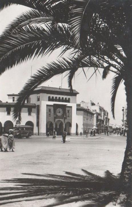 PO Rabat Morocco