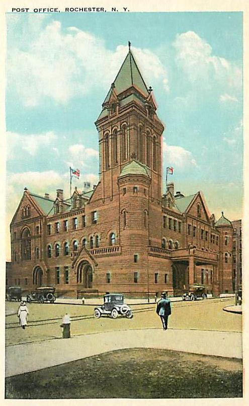 PO Rochester NY